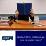 Qual a melhor metodologia para aprender inglês?