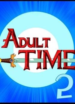 Hora de aventura Adult time 2