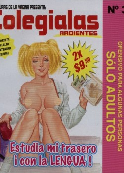 Colegialas ardientes 032