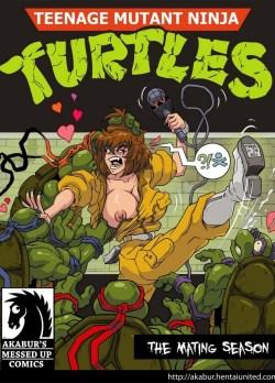 The Mating Season tortugas ninja