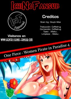 Women Pirate in Paradise 4
