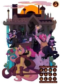 Pony Academia 5 – La Guardiana del Bosque