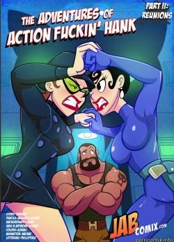 Adventures of Action Fuckin Hank 2