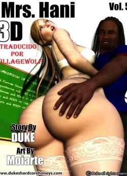 Mrs.Hani 3D Vol 5 – Dukeshardcore Honey