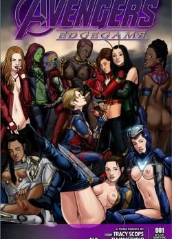 Avengers Edge Game – Tracy Scops