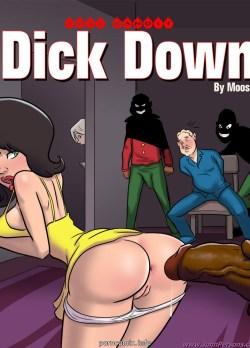 XMas Bandit – Dick Down