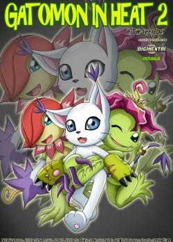 Gatomon en Celo 2 – Digimon