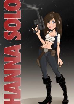 Hanna Solo – Star Whore