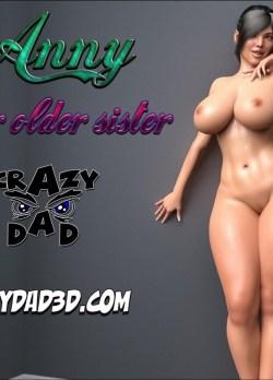 Dear Older Sister 3 – CrazyDad3D