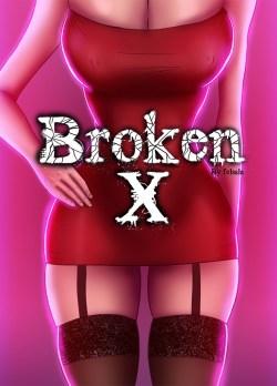 Broken X 1 – Felsala