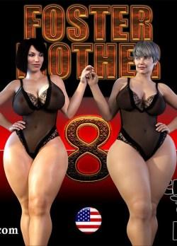 Foster Mother 8 – CrazyDad3D