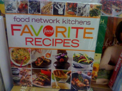 favorite food network recipes