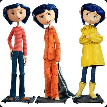 Coraline Dolls
