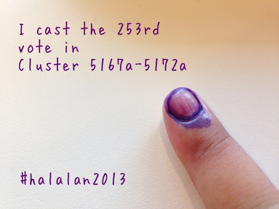 253rd voter