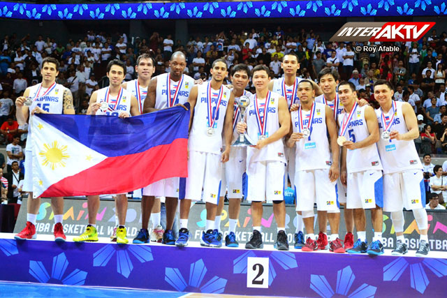 Team Gilas Photo courtesy  of InterAKTV
