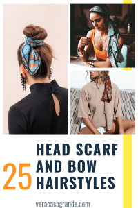 hair scarf accessories
