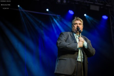 Phil Jupitus, Tramlines 2019, @guy.joben-4