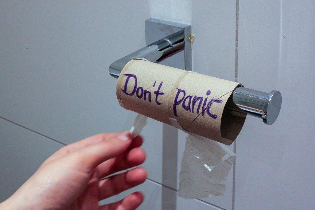 toilet paper coronavirus internet bandwidth