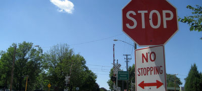 ? Stop - No Stopping ?