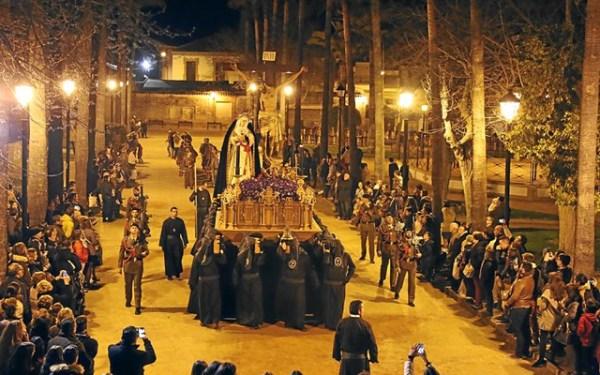 Martes Santo, día grande en Montilla