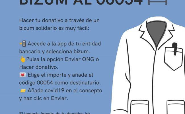 La Cofradía de la Vera Cruz emprende una campaña solidaria frente a la covid19