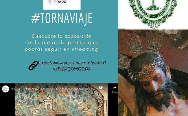 Inaugurada la exposición Tornaviaje de arte iberoamericano