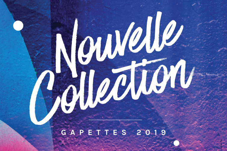 Casquettes vélo collection 2019 Vera Cycling