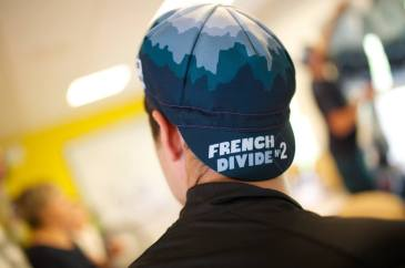 Casquettes French Divide par Vera Cycling