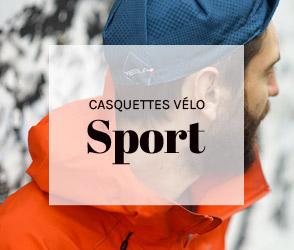 Casquettes vélo Sport