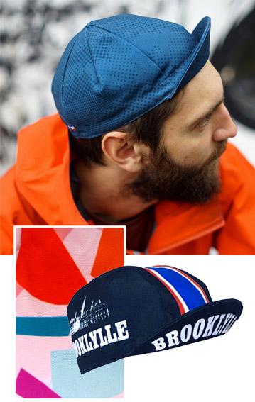 Tissus sport technique casquettes VERA