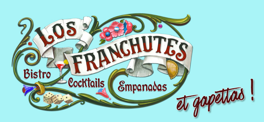 Los Franchutes Bar Paris