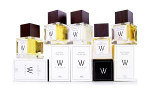 Squared Glass Botle from waldenperfumes
