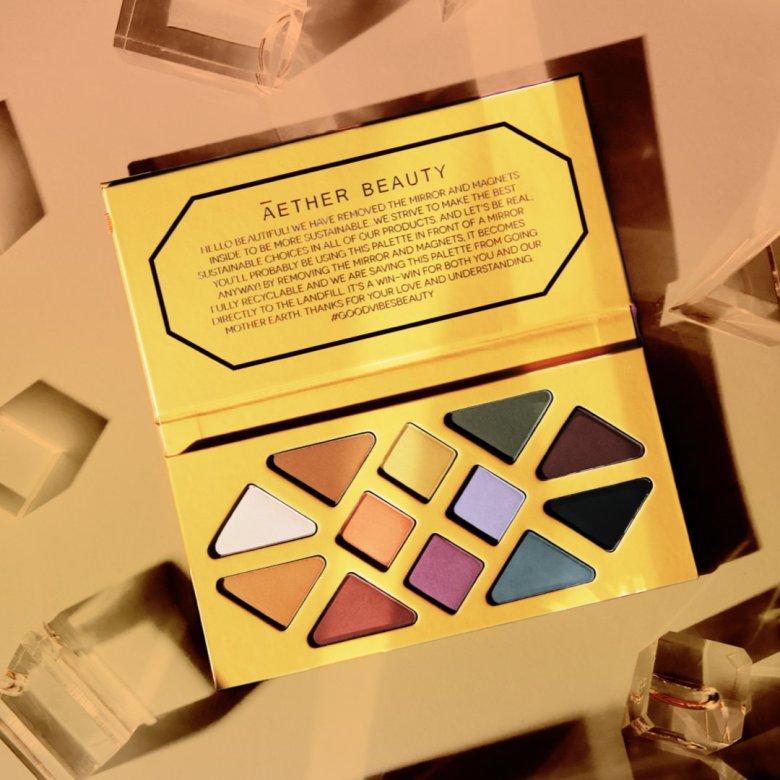 Eyeshadow Pallete from ATHR brand