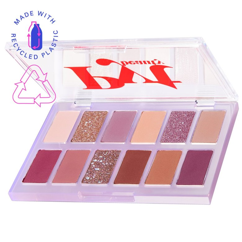 PYT Beauty - The Upcycle Eyeshadow Palette Rowdy Rose Nude