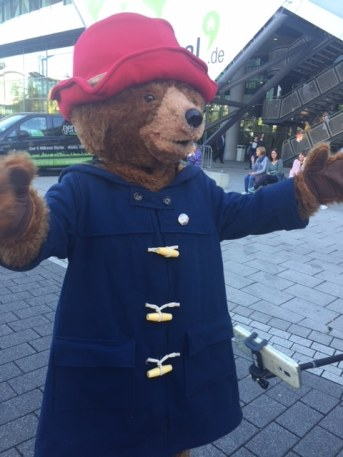 Paddington war auch sa...