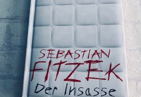 "Cover ""Der Insasse"""