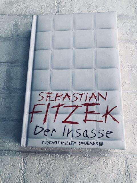 "Cover ""Der Insasse"""
