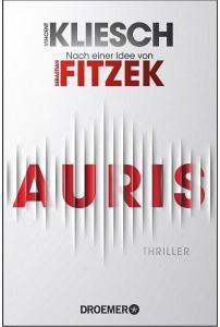 Buch Auris - Kliesch / Fitzek