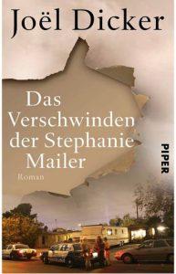 Buch das Verschwinden der Stephanie Mailer