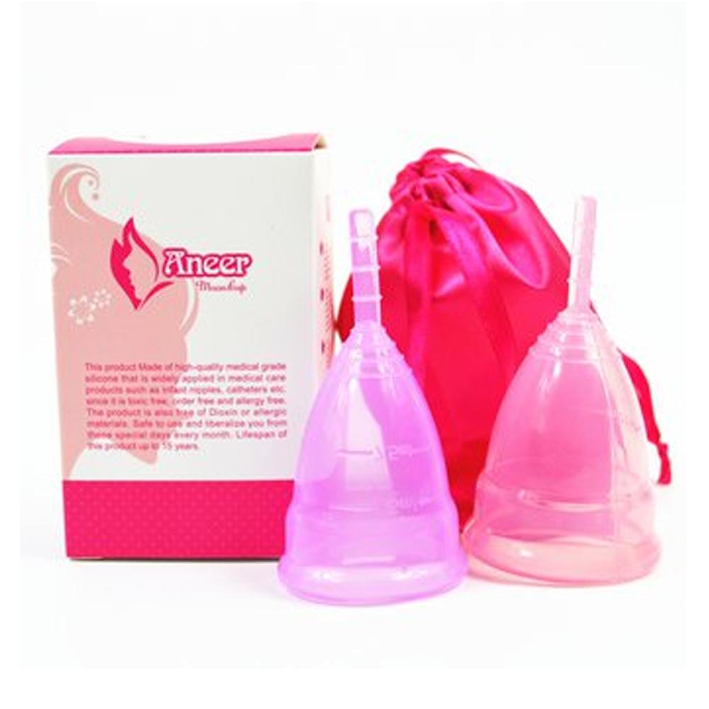 Copa Menstrual Aneer Cuidado Íntimo Ecológica