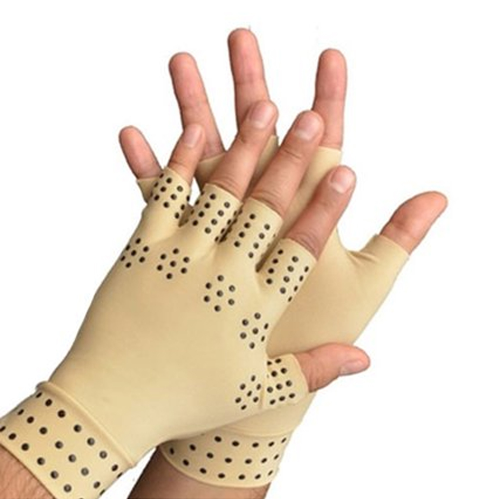 Guantes Magnéticos De Compresión Anti- Artritis 1 Par