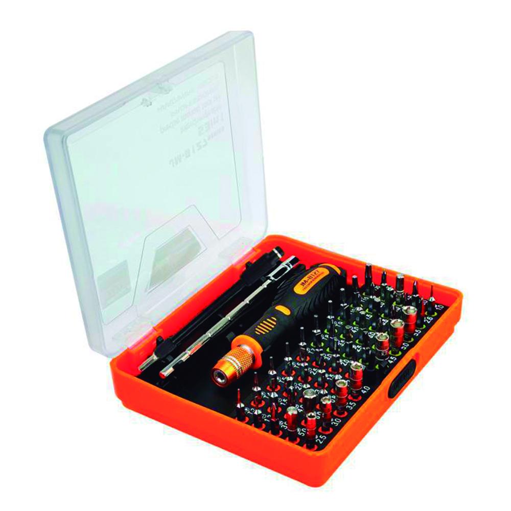 Jakemy Jm-8127 53 En1 Multiusos Destornillador Magnético