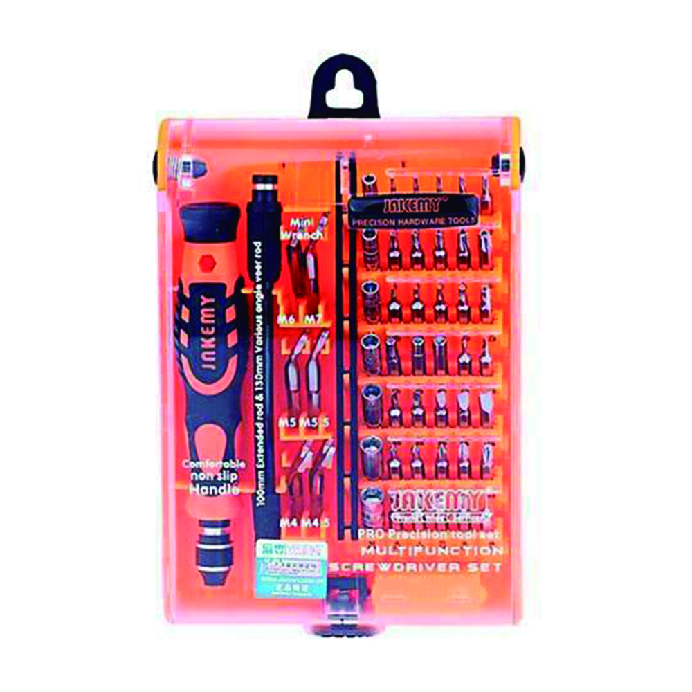 Jakemy Jm-8150 Kit Destornilladores Reparación Teléfono