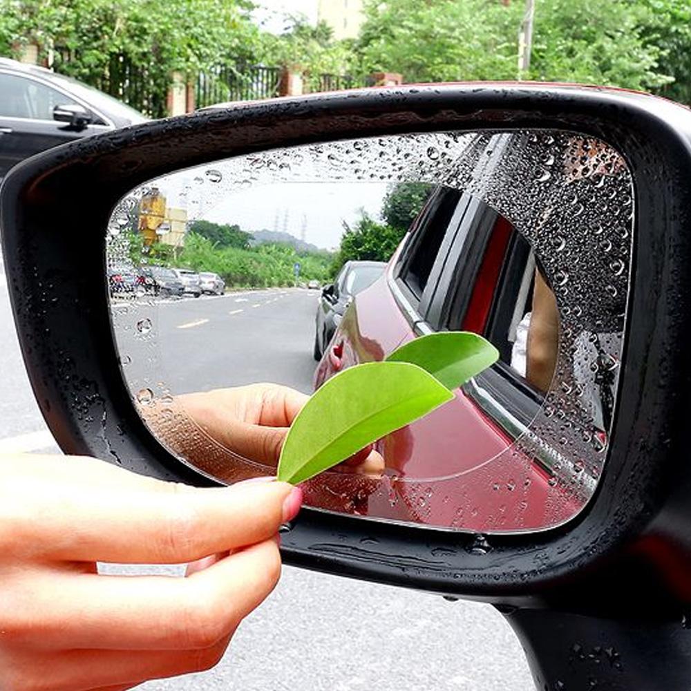Mica Anti-empañaduras Para Espejos Laterales De Auto