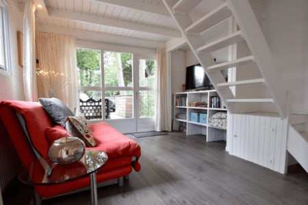 tiny house te huur Noord-Holland
