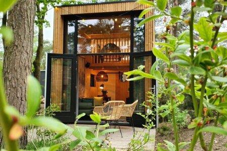 tiny house te huur in Limburg