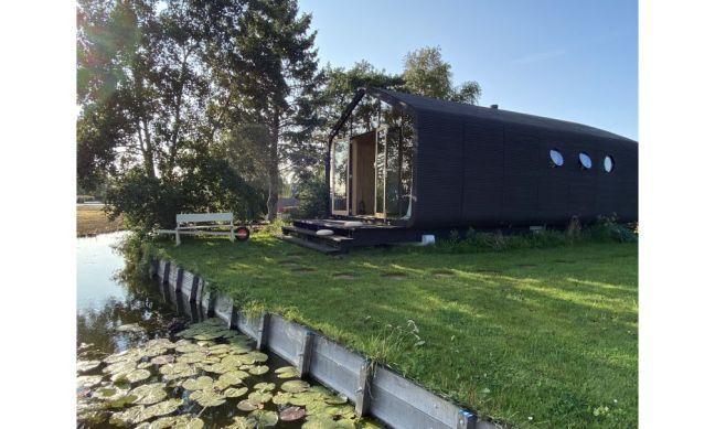 tiny house op eigen grond