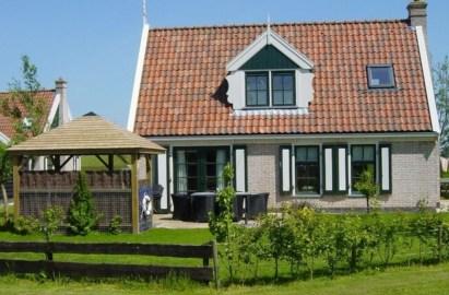 villa met jacuzzi Noord Holland