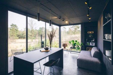 outdoor huis op de Veluwe