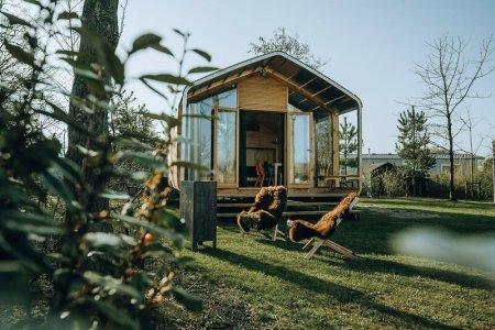 luxe tiny house wikkelhouse